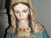 Statuie veche Sfanta Maria