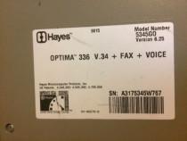 Modem Optima fax + voice