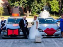 Decoratiuni nunta/gheata carbonica/fum greu