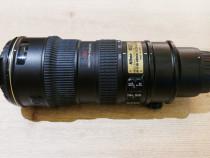 Nikkor 70-200mm F2.8 VR I