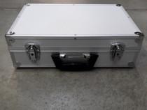 Geanta aluminiu universala case s/microfon/laptop conectica/