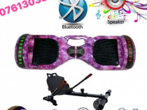 HoverBoard Flash Wheel Licht Husa-Bluetooth-Telecomanda