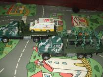 Jucarii. Mașini armată americana pt. copii cu motor/sirena