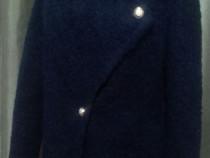 Palton lana casual