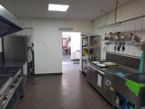 Bucatarie ultrautilata pentru firma de catering