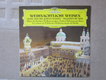 Vinil Craciun-Music For Joyous Season-Germany 1977-impecabil