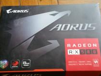 Gigabyte Aorus Radeon RX 580 8Gb DDR5 256bit