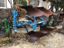 Plug lemken opal Ptr tractor de 55 cp