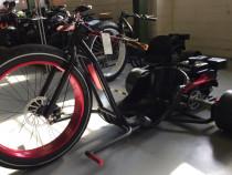 Motocicleta pentru adulti NITRO Drift-TRIKE 200cc