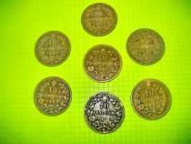 9817-Moneda veche 10 Centesimi-Victor Emanuel 2-Rege Italia.