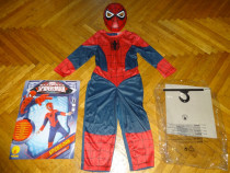 -70 % reducere,spider-man ultimate,costum/halloween, 4-5 ani