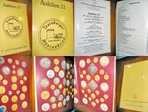 Catalog Teutoburger-Auktion 21-Licitatii Monede+Antichitati.