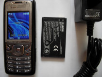 HUAWEI U120s, China, telefon mobil 3G, perfect functional
