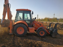 Servicii buldoexcavator,încărcător,excavații,săpături,paleti