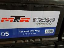 Baterie acumulator auto 77A nou cu Garantie