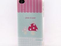 Carcasa telefon iphone 5c, husa protectie spate, model gloss
