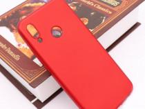 Huawei P20 P20 Pro P20 Lite - Husa Ultra Slim Silicon Neagra