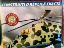 Elicopterul de asalt MI-24V , 1/2018