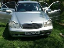 Dezmembrez Mercedes C-Class,2.0 benzina 2002