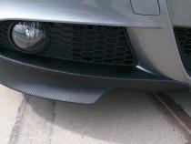 Flapsuri bara fata BMW E90 E91 M pachet M tech pack Aero v3