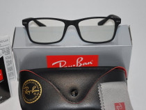 Rame ochelari de vedere RAY BAN 8145 negru mat - calitate pr