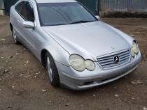 Mercedes kompresor 200 an 2002 Cm 2000 benzina 6 trepte