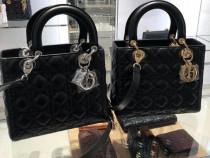 Genti Dior model Lady mini calitate A+++