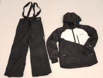 Costum ski, iarnă impermeabil Everest Waterprof, mărimea 134