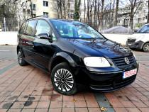Volkswagen Touran 1.9 TDI, 105 CP, schimb cu VW Passat B6