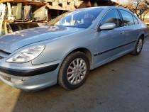 Dezmembrez Peugeot 607, 2.2 hdi, 133cp din 2003, caroserie