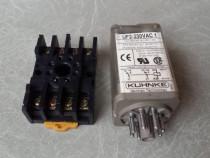 Releu electromagnetic Kuhnke UF2-230VAC 1 la 220V 10A