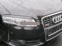 Set pleoape faruri ABS Audi A4 B7 S4 RS4 Sline plastic v1