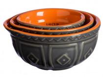 Set 3 vase ceramică gradate Mason Cash U.K. pentru masurat