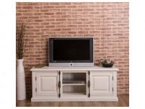 Comoda tv lemn masiv-Transport gratuit