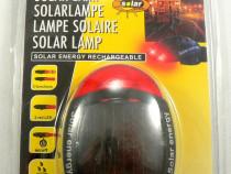Stop pt. bicicleta alimentat cu energie solara - stop solar