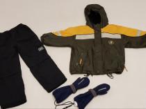 Costum iarnă sky, urban + mănuși, mărimea 98 - 104