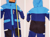 Salopeta, combinezon, Overall, Costum ski,mănuși Everest, 98