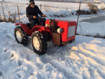 Tractor 4x4 lombardini cast