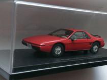 Macheta Pontiac Fiero 2M4 1984 - BOS Models, scara 1:43