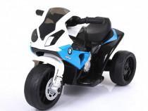 Mini Motocicletă electrică BMW S1000RR 1x 12W 6V, Albastru