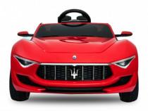 Masina electrica noua pentru copii maserati alfieri 12v, red