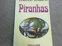 Carte Piranhas de Harold Robbins