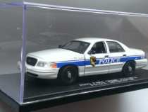 Macheta Ford Crown Victoria Police Interceptor 2003 - 1/43