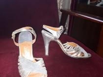 Sandale dama de piele