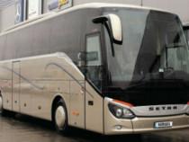 Transport persoane Paris, curse autocar