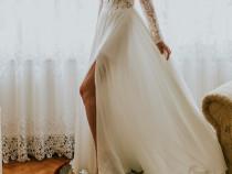 Rochie de mireasa A line, model Milla Nova
