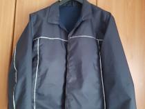Geaca/jacheta bleumarin, impermeabila, de barbati, marimea M