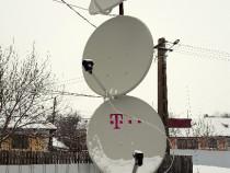 Reglez Antene Montez Satelit