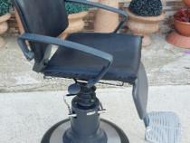 Scaun fotoliu frizerie salon coafura marca WELONDA