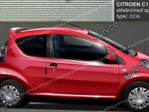 Eleron haion luneta tuning sport Citroen C1 Gti Vti 05-14 v1